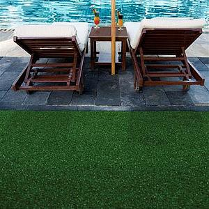 feuchte Bereiche - (c) Vebe Floorcoverings_Kunstgras-Swimmingpool | Vebe Floorcoverings_Kunstgras-Swimmingpool